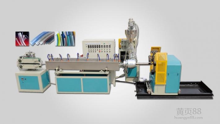 pvc钢丝螺旋增强软管设备